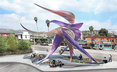 Finalist in Sunset Junction Competition