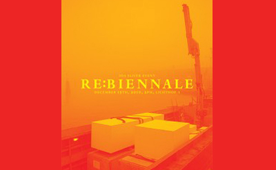 RE: Biennale - Exhibition Opening