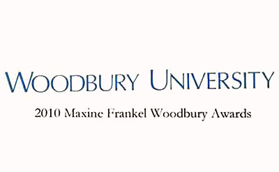 B+U receives the 2010 Maxine Frankel Award