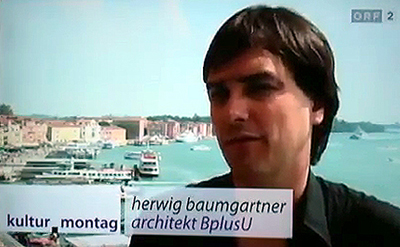 B+U on Austrian National Television