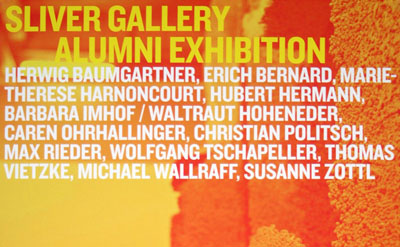 Silver Gallery - Alumni Exhibition