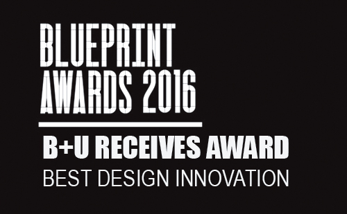 BLUEPRINT AWARD 2016