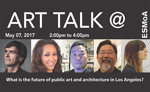 ART TALK at the El Segundo Museum of Art