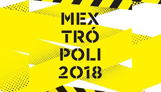 Discussion at Mextropoli Architecture Event, Mexico City